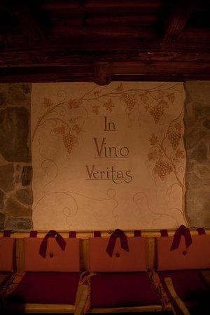 Wine cellar Madonna di Campiglio Campiglio Bellavista