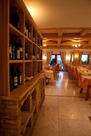The restaurant Madonna di Campiglio Campiglio Bellavista