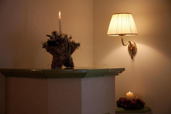 Photo of some details Campiglio Bellavista