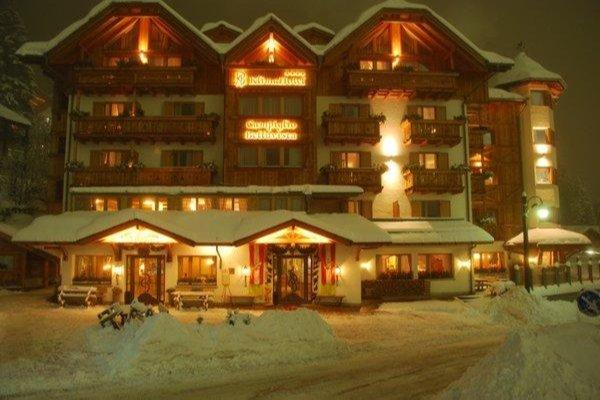 Winter presentation photo Campiglio Bellavista - Hotel 4 stars