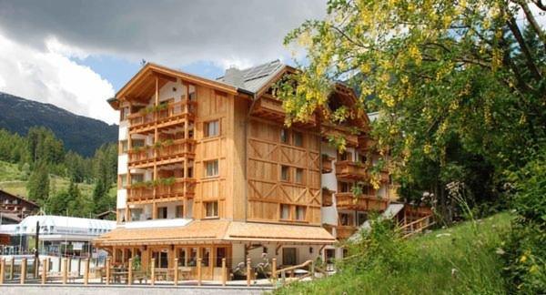 Summer presentation photo Campiglio Bellavista - Hotel 4 stars
