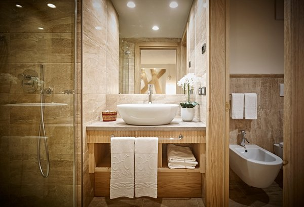 Photo of the bathroom Cerana Relax Hotel