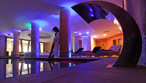 Swimming pool Cerana Relax Hotel - Hotel 4 stars sup.