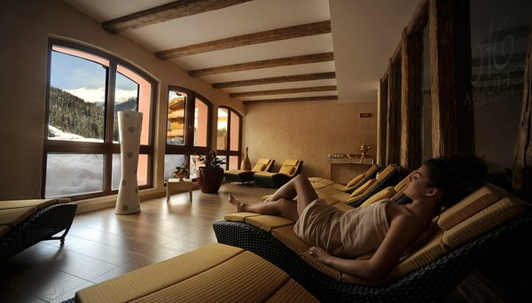 Photo of the wellness area Cerana Relax Hotel