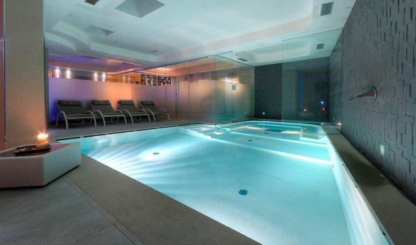 Swimming pool Chalet del Brenta - Hotel 4 stars