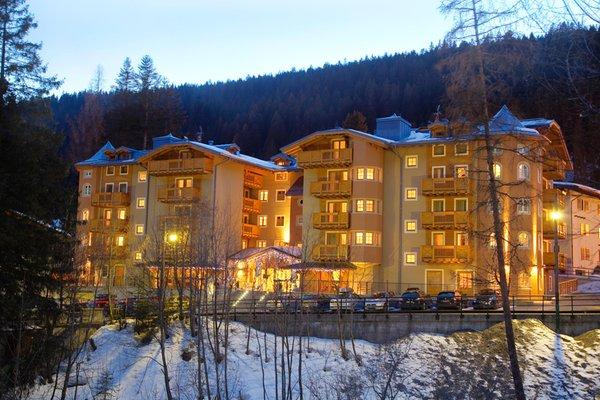 Winter presentation photo Chalet del Brenta - Hotel 4 stars