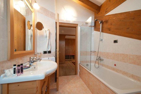 Photo of the bathroom Hotel Gianna