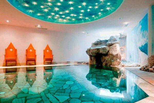 Photo of the wellness area Hotel Gianna