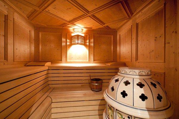 Photo of the sauna Madonna di Campiglio
