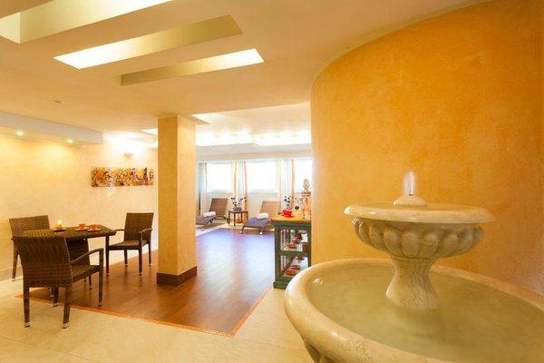 Photo of the wellness area Hotel Splendid