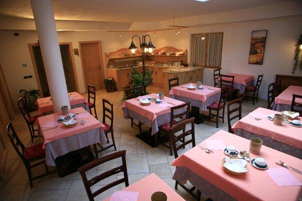 The restaurant S. Antonio di Mavignola (Madonna di Campiglio) Chalet Campiglio Imperiale