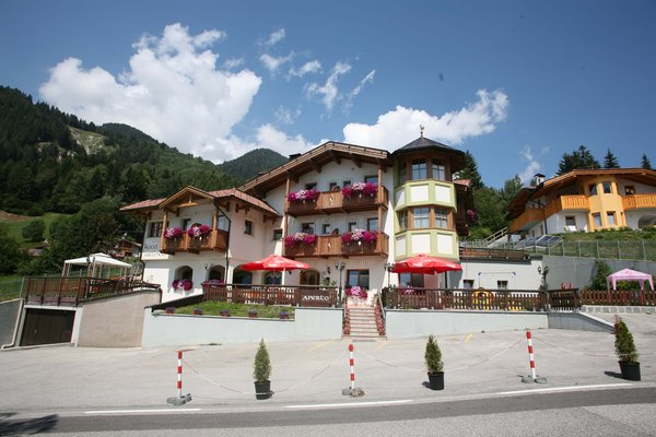 Photo exteriors in summer Chalet Campiglio Imperiale