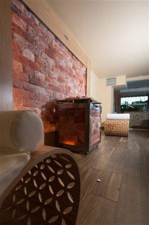 Photo of the wellness area B&B (Garni)-Hotel Cristiania