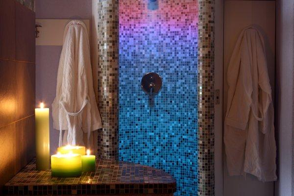Photo of the wellness area Hotel Ariston