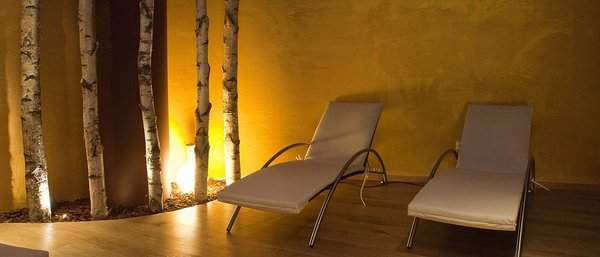 Photo of the wellness area Hotel Crozzon