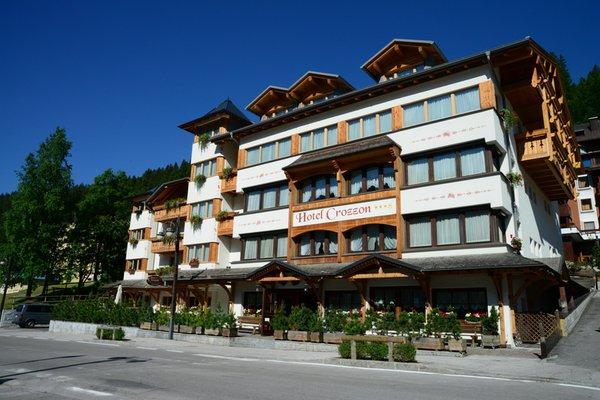 Summer presentation photo Crozzon - Hotel 3 stars sup.