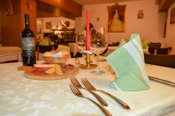 Das Restaurant Madonna di Campiglio Europa