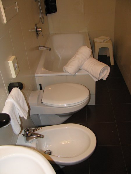 Photo of the bathroom Hotel Il Catturanino