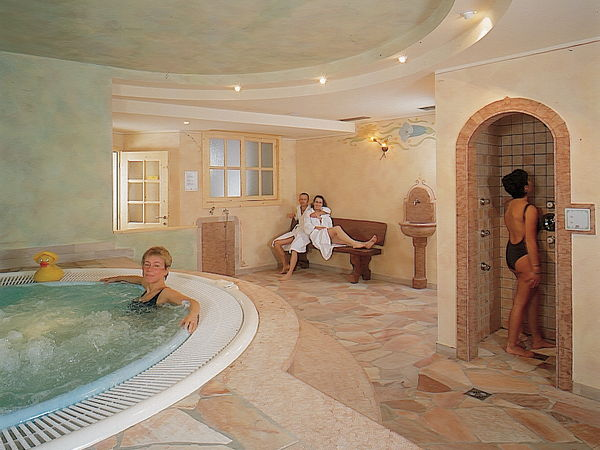 Photo of the wellness area B&B (Garni)-Hotel Arnica
