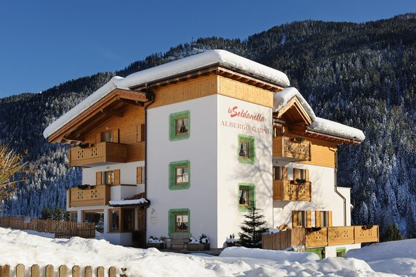 Winter presentation photo La Soldanella - B&B (Garni)-Hotel 3 stars
