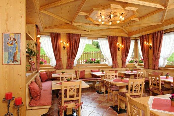 The common areas B&B (Garni)-Hotel La Soldanella