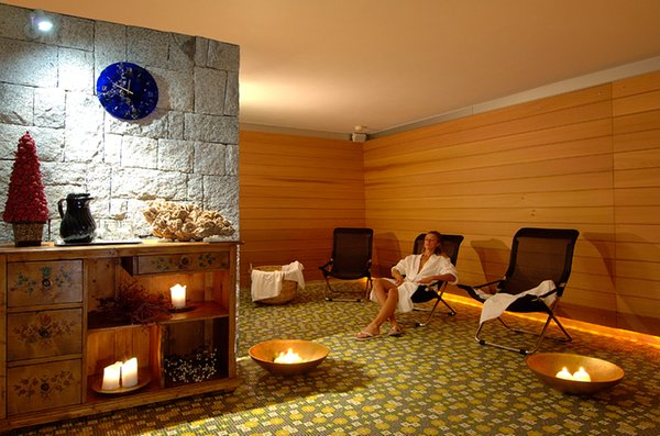 Photo of the wellness area Hotel + Residence Ambiez