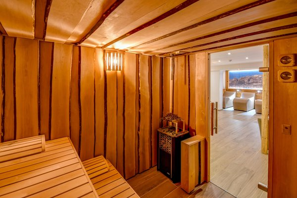 Photo of the sauna Carisolo