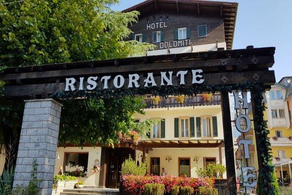 Foto esterno in estate Pinzolo Dolomiti