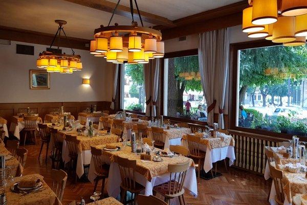 Il ristorante Pinzolo (Pinzolo - Val Rendena) Pinzolo Dolomiti