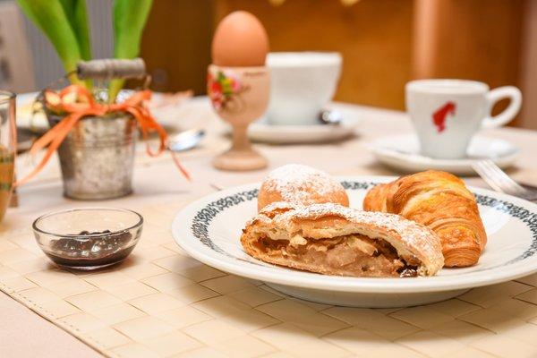 La colazione Bepy - Garni-Hotel 3 stelle