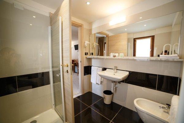 Photo of the bathroom Olympic Regina Hotel