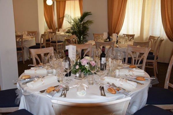 The restaurant Giustino (Pinzolo - Val Rendena) Olympic Regina Hotel