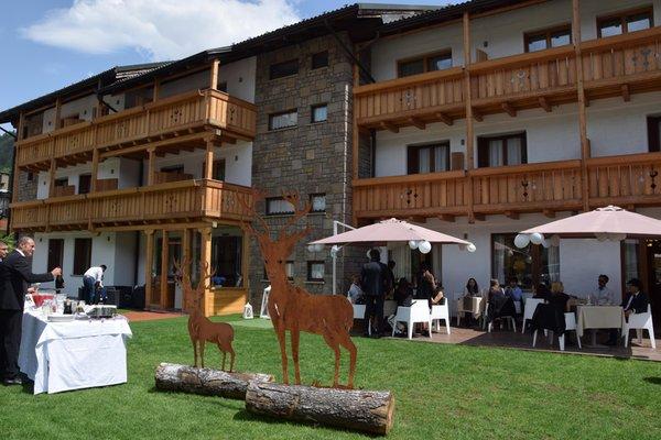 Photo of the garden Giustino (Pinzolo - Val Rendena)