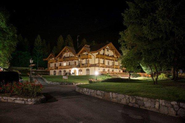 Foto estiva di presentazione Holidays Dolomiti - Residence