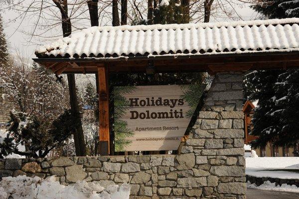 Foto esterno Residence Holidays Dolomiti