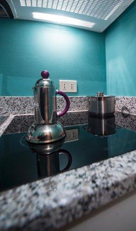 Foto der Küche Holidays Dolomiti