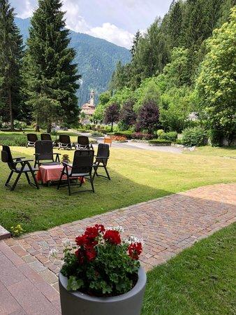 Foto vom Garten Carisolo
