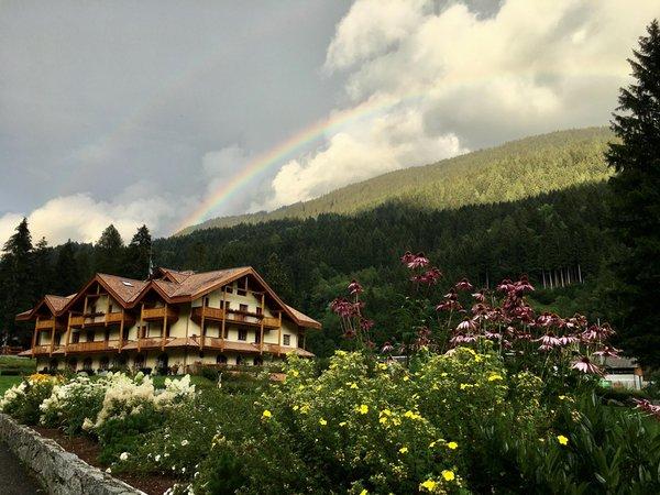 Sommer Präsentationsbild Residence Holidays Dolomiti
