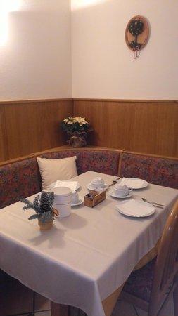 La colazione Casa Salvaterra - Affittacamere 3 soli
