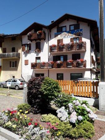 Foto estiva di presentazione Affittacamere Casa Salvaterra