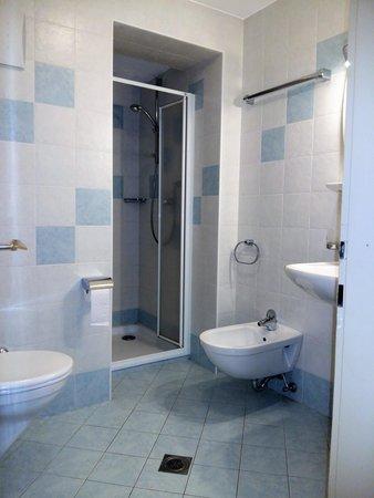Foto del bagno Appartamenti Crepaz