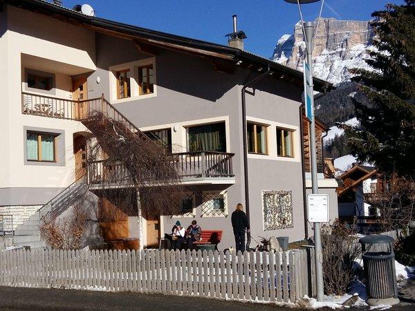 Photo exteriors in winter Crepaz
