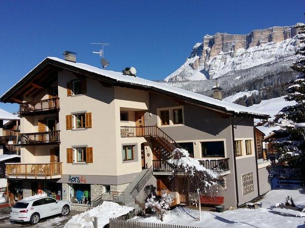 Foto invernale di presentazione Crepaz - Appartamento 2 soli