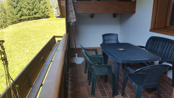 Foto del balcone Alda