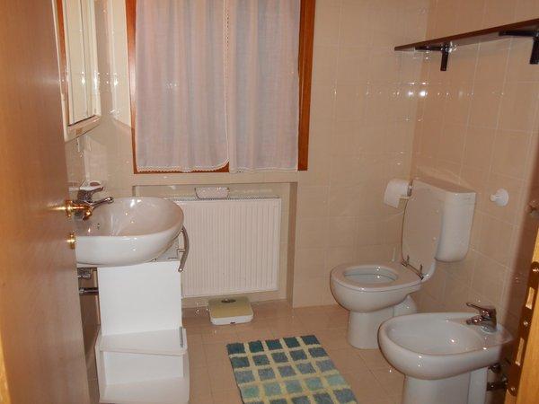 Foto del bagno Appartamenti Alda