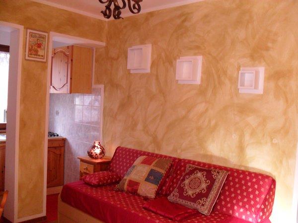 Il salotto Casa Civetta - Appartamenti