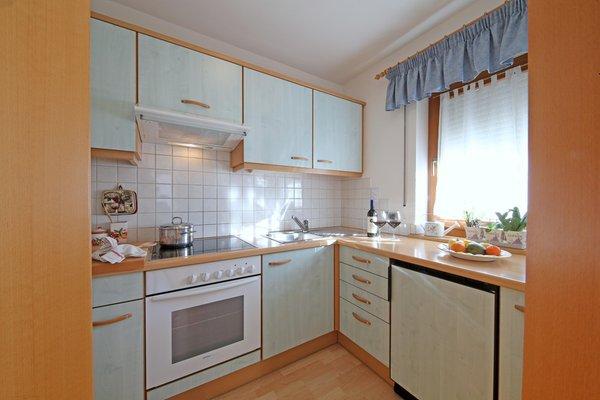Foto della cucina Ciasa Rudiferia
