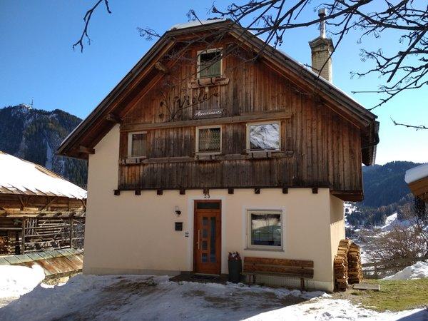 Foto invernale di presentazione La Viola - Appartamento 1 sole