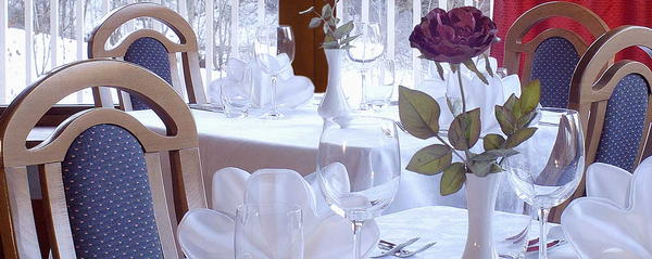 Il ristorante Ponte di Legno Mirella