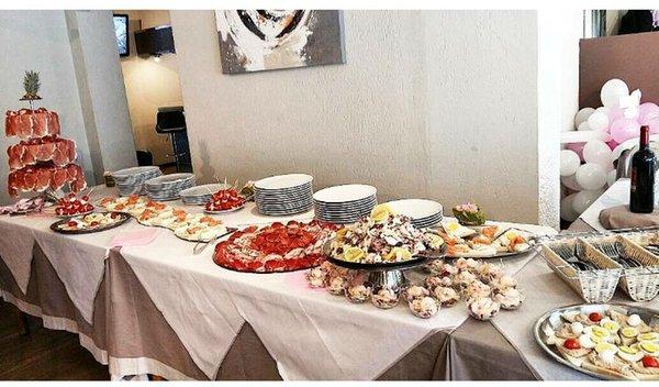 Il ristorante Ponte di Legno Al Maniero